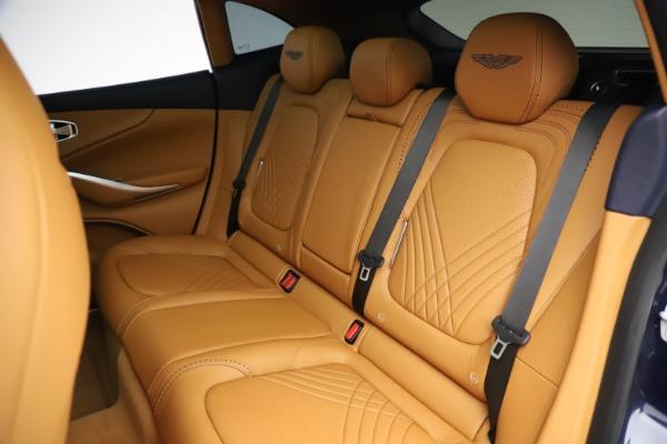 New 2021 Aston Martin DBX for sale $205,386 at Alfa Romeo of Greenwich in Greenwich CT 06830 19