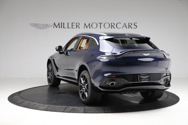 New 2021 Aston Martin DBX for sale $205,386 at Alfa Romeo of Greenwich in Greenwich CT 06830 4
