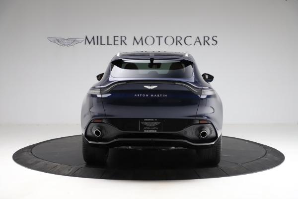 New 2021 Aston Martin DBX for sale $205,386 at Alfa Romeo of Greenwich in Greenwich CT 06830 5