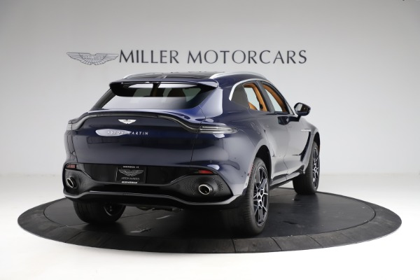 New 2021 Aston Martin DBX for sale $205,386 at Alfa Romeo of Greenwich in Greenwich CT 06830 6