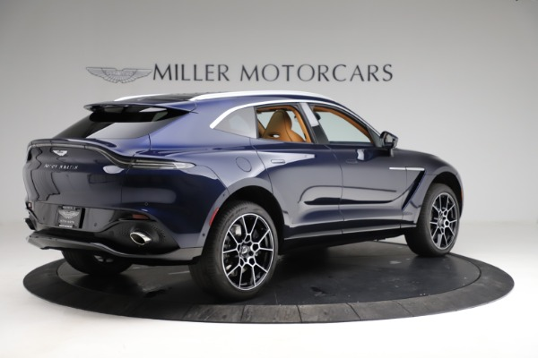 New 2021 Aston Martin DBX for sale $205,386 at Alfa Romeo of Greenwich in Greenwich CT 06830 7
