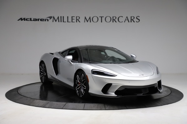 New 2021 McLaren GT Pioneer for sale $214,005 at Alfa Romeo of Greenwich in Greenwich CT 06830 10