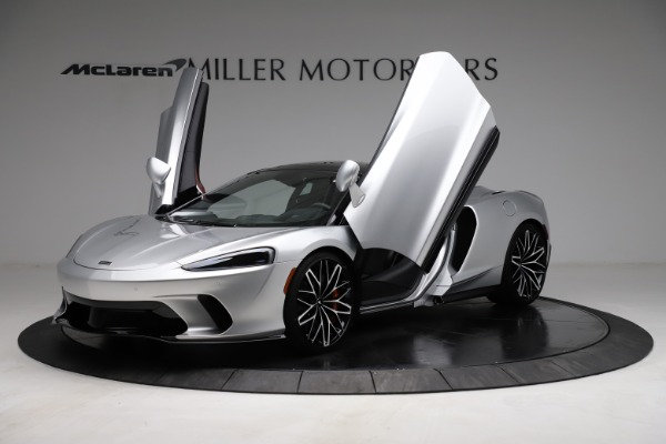 New 2021 McLaren GT Pioneer for sale $214,005 at Alfa Romeo of Greenwich in Greenwich CT 06830 13