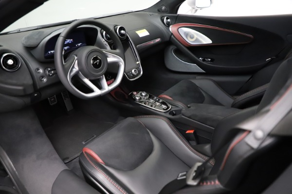New 2021 McLaren GT Pioneer for sale $214,005 at Alfa Romeo of Greenwich in Greenwich CT 06830 15