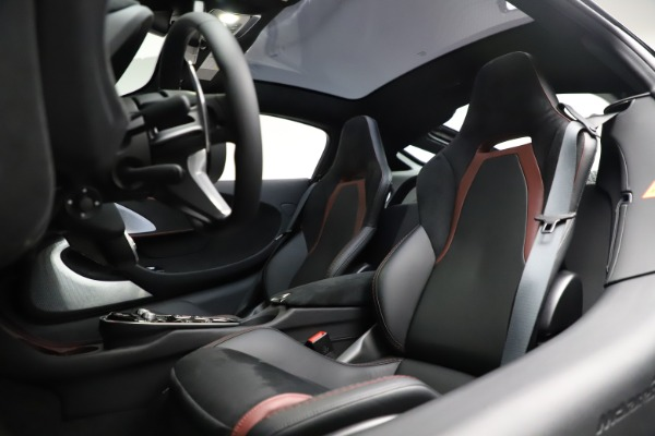 New 2021 McLaren GT Pioneer for sale $214,005 at Alfa Romeo of Greenwich in Greenwich CT 06830 17