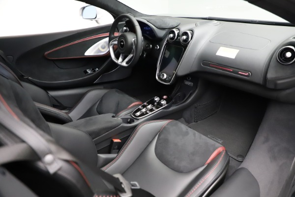 New 2021 McLaren GT Pioneer for sale $214,005 at Alfa Romeo of Greenwich in Greenwich CT 06830 18