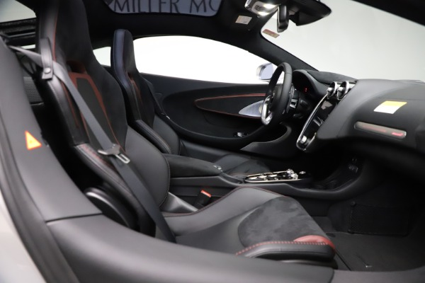 New 2021 McLaren GT Pioneer for sale $214,005 at Alfa Romeo of Greenwich in Greenwich CT 06830 19