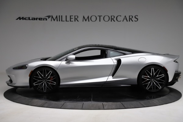New 2021 McLaren GT Pioneer for sale $214,005 at Alfa Romeo of Greenwich in Greenwich CT 06830 2