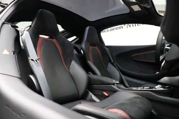 New 2021 McLaren GT Pioneer for sale $214,005 at Alfa Romeo of Greenwich in Greenwich CT 06830 20