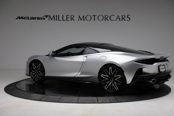 New 2021 McLaren GT Pioneer for sale $214,005 at Alfa Romeo of Greenwich in Greenwich CT 06830 3