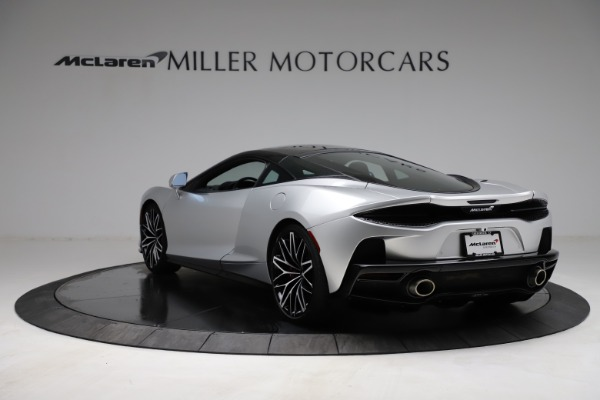 New 2021 McLaren GT Pioneer for sale $214,005 at Alfa Romeo of Greenwich in Greenwich CT 06830 4