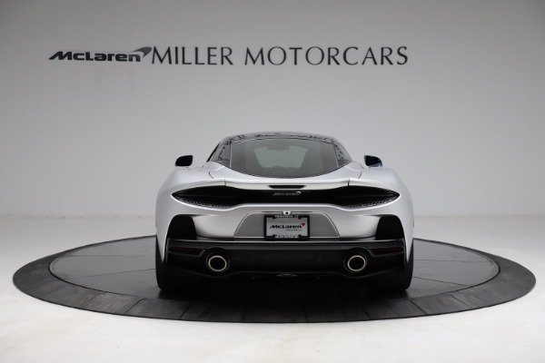 New 2021 McLaren GT Pioneer for sale $214,005 at Alfa Romeo of Greenwich in Greenwich CT 06830 5