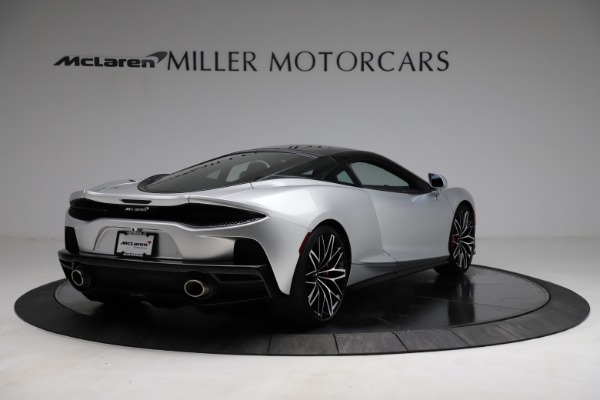 New 2021 McLaren GT Pioneer for sale $214,005 at Alfa Romeo of Greenwich in Greenwich CT 06830 6