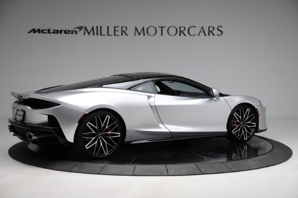 New 2021 McLaren GT Pioneer for sale $214,005 at Alfa Romeo of Greenwich in Greenwich CT 06830 7
