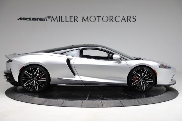 New 2021 McLaren GT Pioneer for sale $214,005 at Alfa Romeo of Greenwich in Greenwich CT 06830 8