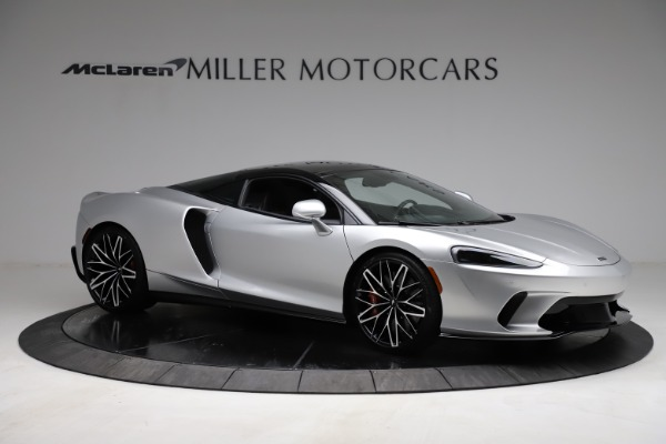New 2021 McLaren GT Pioneer for sale $214,005 at Alfa Romeo of Greenwich in Greenwich CT 06830 9