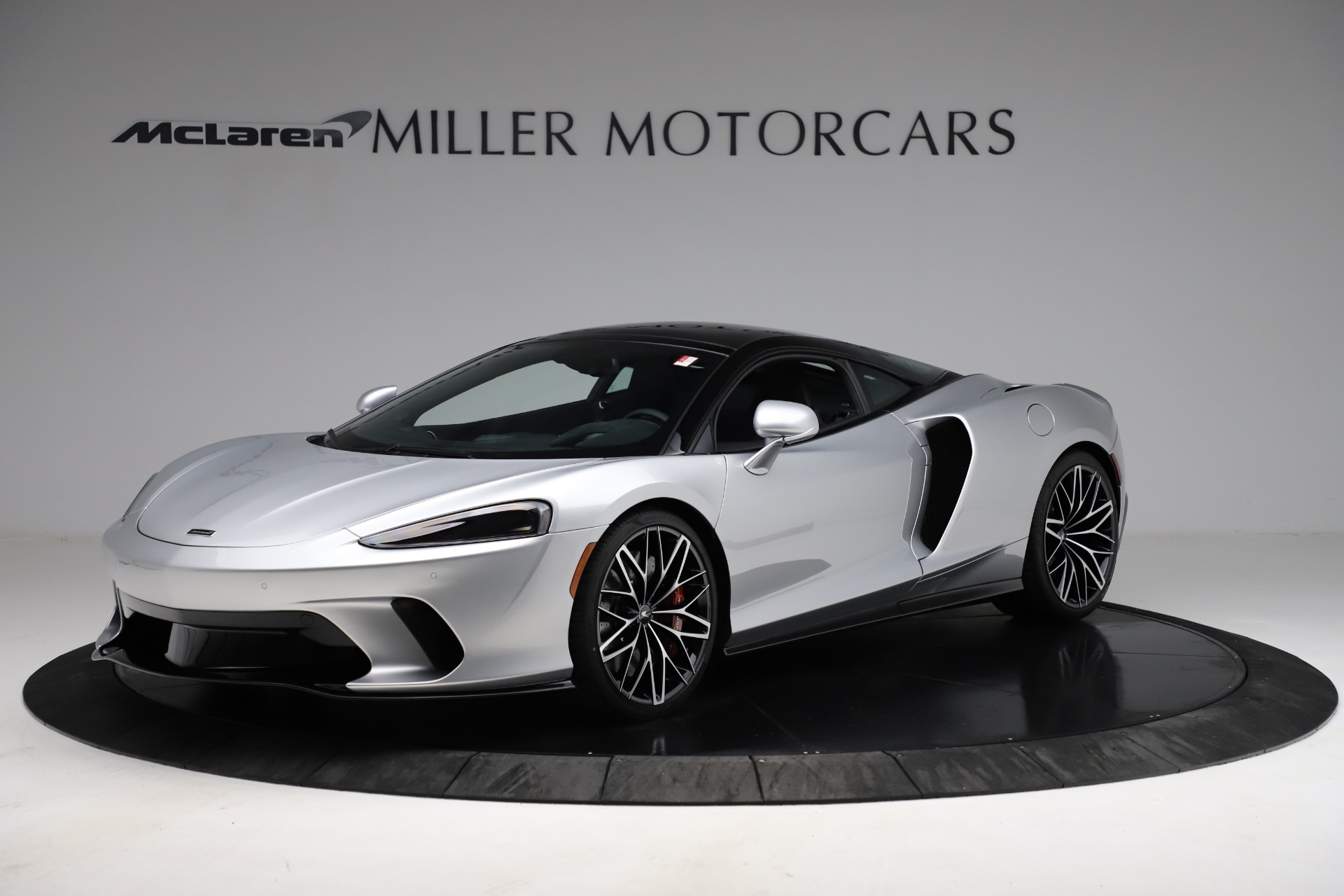 New 2021 McLaren GT Pioneer for sale $214,005 at Alfa Romeo of Greenwich in Greenwich CT 06830 1
