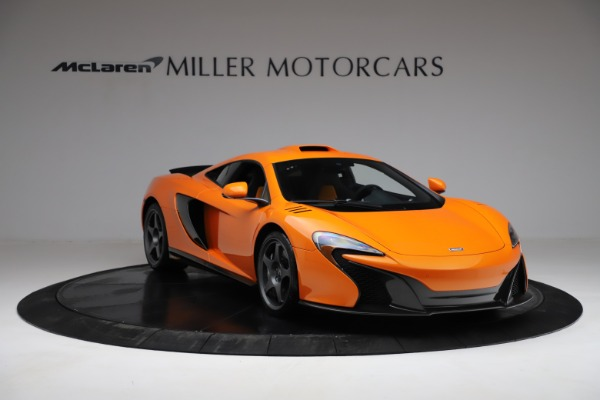 Used 2015 McLaren 650S LeMans for sale $269,990 at Alfa Romeo of Greenwich in Greenwich CT 06830 10