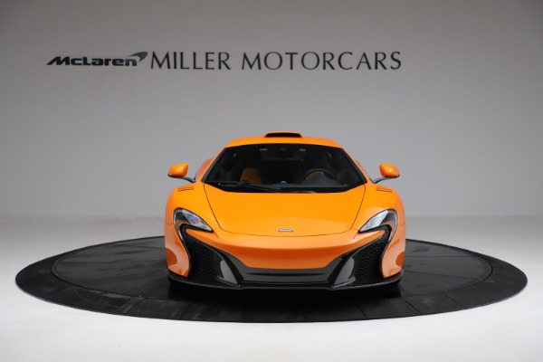 Used 2015 McLaren 650S LeMans for sale $269,990 at Alfa Romeo of Greenwich in Greenwich CT 06830 11