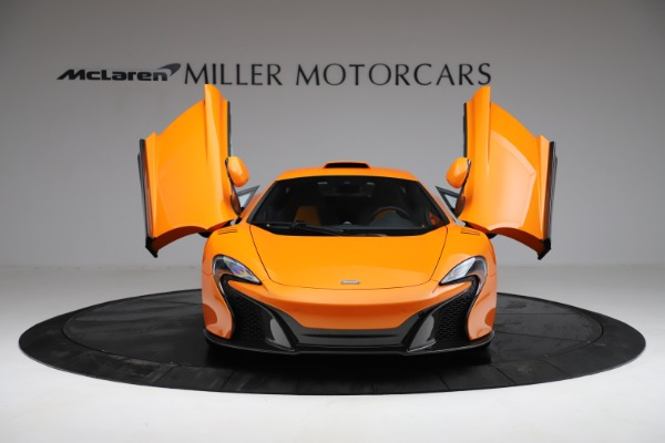 Used 2015 McLaren 650S LeMans for sale $269,990 at Alfa Romeo of Greenwich in Greenwich CT 06830 12