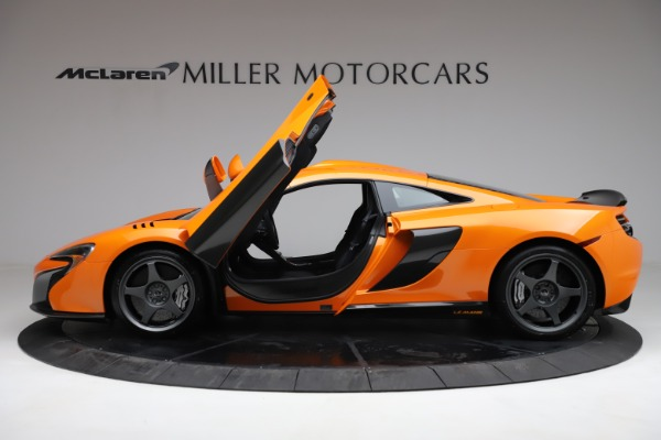 Used 2015 McLaren 650S LeMans for sale $269,990 at Alfa Romeo of Greenwich in Greenwich CT 06830 14