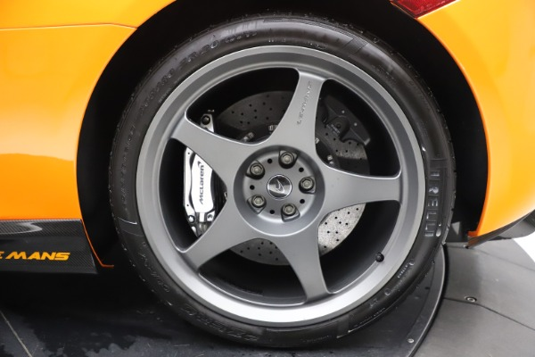 Used 2015 McLaren 650S LeMans for sale $269,990 at Alfa Romeo of Greenwich in Greenwich CT 06830 15