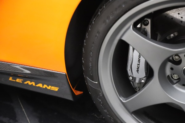 Used 2015 McLaren 650S LeMans for sale $269,990 at Alfa Romeo of Greenwich in Greenwich CT 06830 16