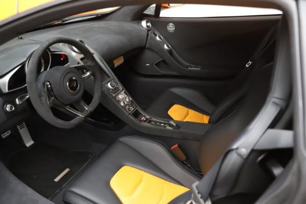Used 2015 McLaren 650S LeMans for sale $269,990 at Alfa Romeo of Greenwich in Greenwich CT 06830 18