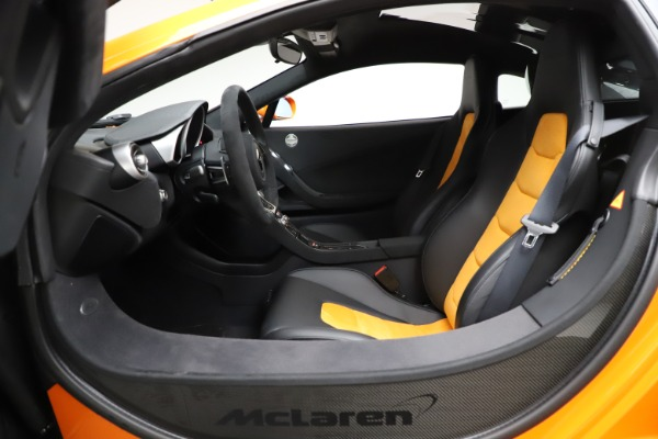 Used 2015 McLaren 650S LeMans for sale $269,990 at Alfa Romeo of Greenwich in Greenwich CT 06830 19