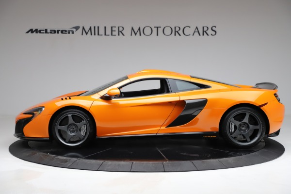 Used 2015 McLaren 650S LeMans for sale $269,990 at Alfa Romeo of Greenwich in Greenwich CT 06830 2