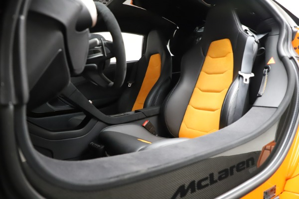 Used 2015 McLaren 650S LeMans for sale $269,990 at Alfa Romeo of Greenwich in Greenwich CT 06830 20