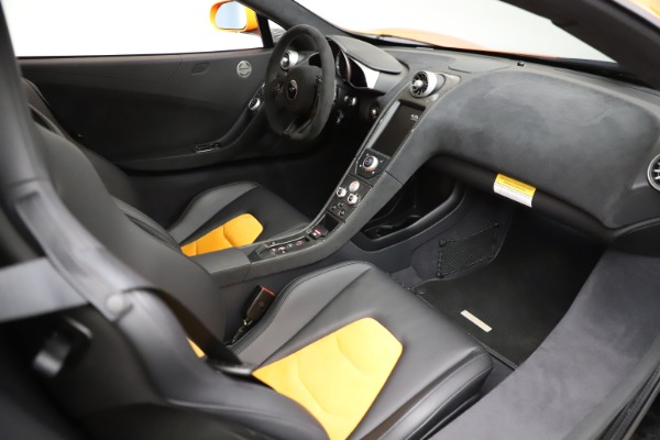 Used 2015 McLaren 650S LeMans for sale $269,990 at Alfa Romeo of Greenwich in Greenwich CT 06830 21