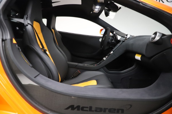 Used 2015 McLaren 650S LeMans for sale $269,990 at Alfa Romeo of Greenwich in Greenwich CT 06830 22