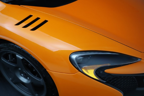 Used 2015 McLaren 650S LeMans for sale $269,990 at Alfa Romeo of Greenwich in Greenwich CT 06830 26