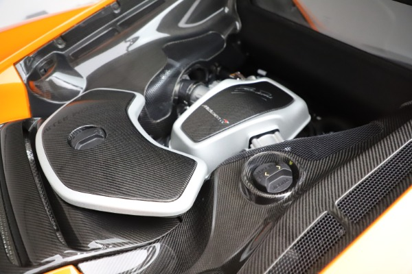 Used 2015 McLaren 650S LeMans for sale $269,990 at Alfa Romeo of Greenwich in Greenwich CT 06830 28