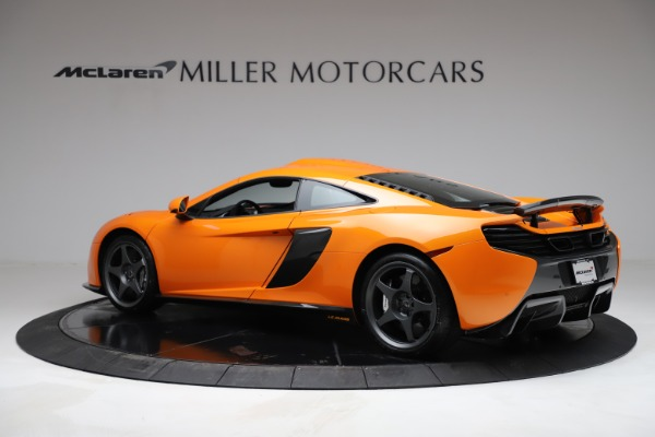 Used 2015 McLaren 650S LeMans for sale $269,990 at Alfa Romeo of Greenwich in Greenwich CT 06830 3