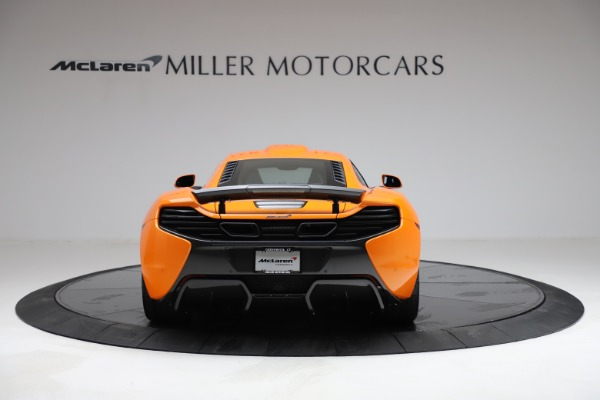 Used 2015 McLaren 650S LeMans for sale $269,990 at Alfa Romeo of Greenwich in Greenwich CT 06830 5