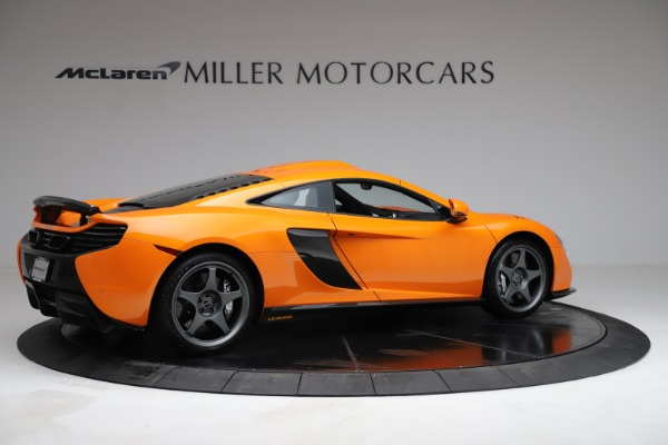 Used 2015 McLaren 650S LeMans for sale $269,990 at Alfa Romeo of Greenwich in Greenwich CT 06830 7