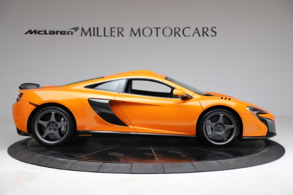 Used 2015 McLaren 650S LeMans for sale $269,990 at Alfa Romeo of Greenwich in Greenwich CT 06830 8
