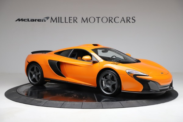 Used 2015 McLaren 650S LeMans for sale $269,990 at Alfa Romeo of Greenwich in Greenwich CT 06830 9