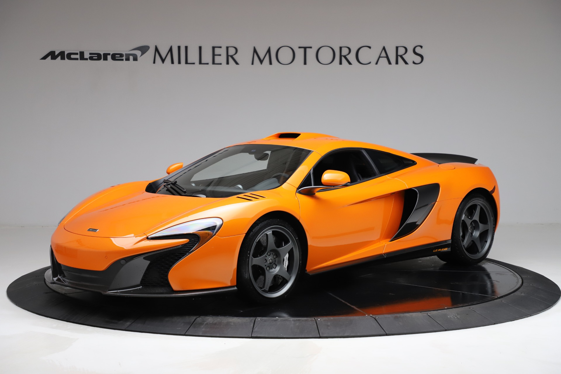 Used 2015 McLaren 650S LeMans for sale $269,990 at Alfa Romeo of Greenwich in Greenwich CT 06830 1