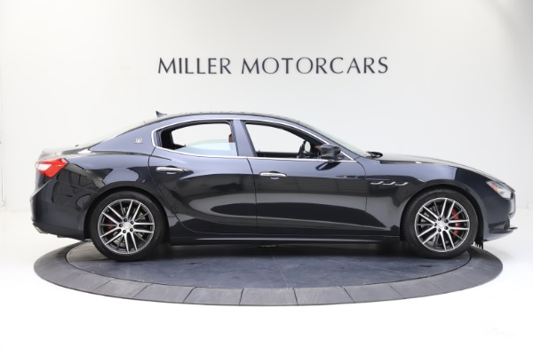 Used 2014 Maserati Ghibli S Q4 for sale Call for price at Alfa Romeo of Greenwich in Greenwich CT 06830 10