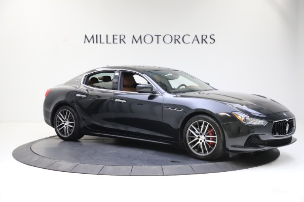 Used 2014 Maserati Ghibli S Q4 for sale Call for price at Alfa Romeo of Greenwich in Greenwich CT 06830 11
