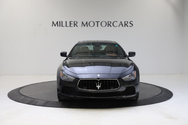Used 2014 Maserati Ghibli S Q4 for sale Call for price at Alfa Romeo of Greenwich in Greenwich CT 06830 13