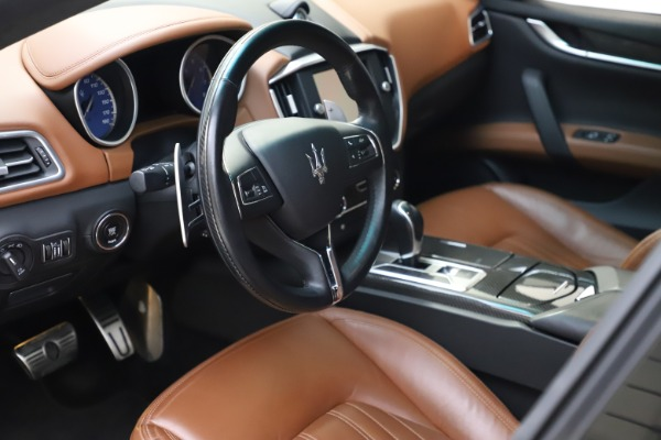 Used 2014 Maserati Ghibli S Q4 for sale Call for price at Alfa Romeo of Greenwich in Greenwich CT 06830 14