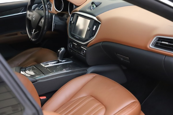 Used 2014 Maserati Ghibli S Q4 for sale Call for price at Alfa Romeo of Greenwich in Greenwich CT 06830 19