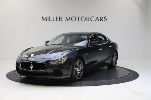 Used 2014 Maserati Ghibli S Q4 for sale Call for price at Alfa Romeo of Greenwich in Greenwich CT 06830 2
