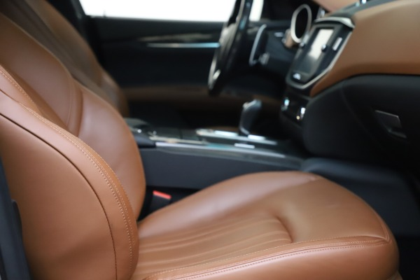 Used 2014 Maserati Ghibli S Q4 for sale Call for price at Alfa Romeo of Greenwich in Greenwich CT 06830 20