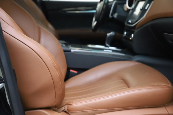 Used 2014 Maserati Ghibli S Q4 for sale Call for price at Alfa Romeo of Greenwich in Greenwich CT 06830 21