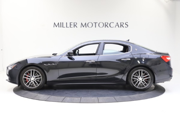 Used 2014 Maserati Ghibli S Q4 for sale Call for price at Alfa Romeo of Greenwich in Greenwich CT 06830 3